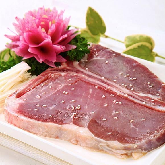 澳洲进口西冷牛排150g*8片家庭装 送黄油+酱料