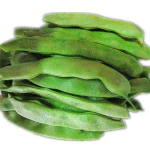 东北特产油豆角 新鲜蔬菜 油豆角500g